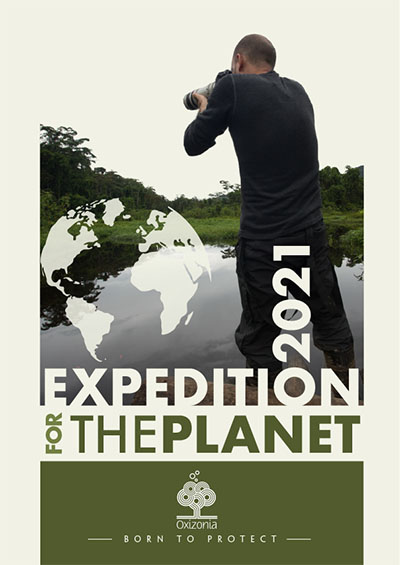 EXPEDITION FOR THE PLANET 3